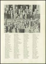 1939 Westport High School Yearbook Page 60 & 61