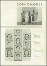 1939 Westport High School Yearbook Page 64 & 65