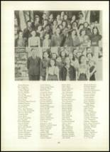 1939 Westport High School Yearbook Page 68 & 69