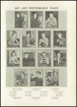 1939 Westport High School Yearbook Page 74 & 75