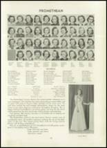1939 Westport High School Yearbook Page 78 & 79