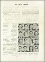 1939 Westport High School Yearbook Page 96 & 97