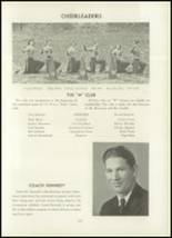1939 Westport High School Yearbook Page 120 & 121