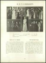 1939 Westport High School Yearbook Page 136 & 137