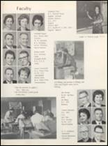 1964 Clyde High School Yearbook Page 12 & 13