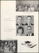 1964 Clyde High School Yearbook Page 16 & 17