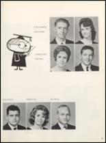1964 Clyde High School Yearbook Page 18 & 19
