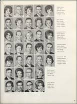 1964 Clyde High School Yearbook Page 28 & 29