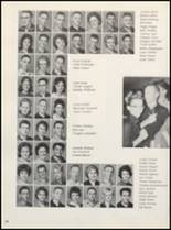 1964 Clyde High School Yearbook Page 34 & 35