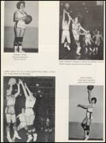 1964 Clyde High School Yearbook Page 42 & 43