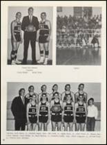 1964 Clyde High School Yearbook Page 46 & 47