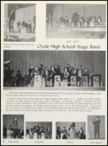 1964 Clyde High School Yearbook Page 54 & 55