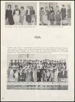 1964 Clyde High School Yearbook Page 58 & 59
