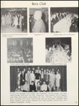 1964 Clyde High School Yearbook Page 60 & 61