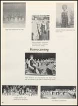 1964 Clyde High School Yearbook Page 72 & 73