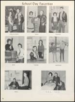 1964 Clyde High School Yearbook Page 74 & 75