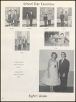 1964 Clyde High School Yearbook Page 76 & 77