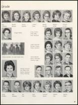 1964 Clyde High School Yearbook Page 90 & 91