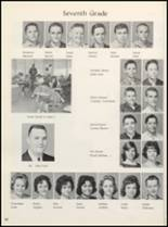 1964 Clyde High School Yearbook Page 92 & 93