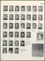 1964 Clyde High School Yearbook Page 96 & 97