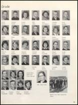 1964 Clyde High School Yearbook Page 98 & 99