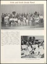 1964 Clyde High School Yearbook Page 110 & 111