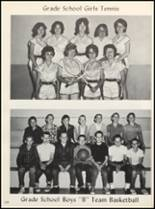 1964 Clyde High School Yearbook Page 114 & 115