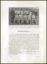 1943 Johnstown High School Yearbook Page 28 & 29