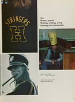 1973 Highland Springs High School Yearbook Page 12 & 13