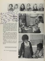 1973 Highland Springs High School Yearbook Page 32 & 33
