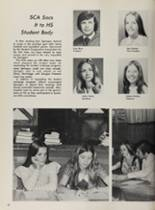 1973 Highland Springs High School Yearbook Page 70 & 71