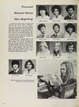 1973 Highland Springs High School Yearbook Page 154 & 155