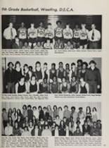 1973 Highland Springs High School Yearbook Page 246 & 247