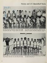 1973 Highland Springs High School Yearbook Page 252 & 253