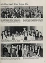 1973 Highland Springs High School Yearbook Page 254 & 255