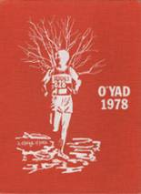 1978 Yearbook Deerfield High School