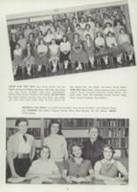 1958 Millville Area High School Yearbook Page 14 & 15