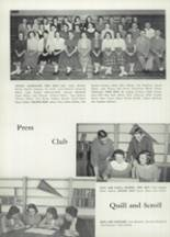 1958 Millville Area High School Yearbook Page 16 & 17