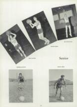 1958 Millville Area High School Yearbook Page 20 & 21
