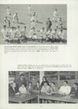 1958 Millville Area High School Yearbook Page 22 & 23