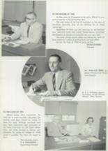 1958 Millville Area High School Yearbook Page 24 & 25