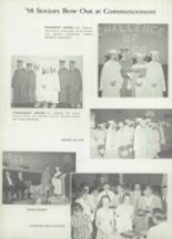 1958 Millville Area High School Yearbook Page 50 & 51