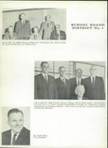 1961 Rincon High School Yearbook Page 10 & 11