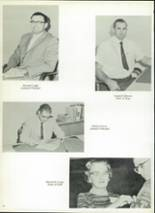 1961 Rincon High School Yearbook Page 12 & 13