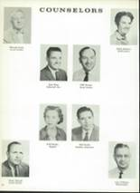1961 Rincon High School Yearbook Page 16 & 17