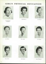 1961 Rincon High School Yearbook Page 20 & 21