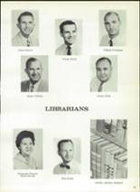 1961 Rincon High School Yearbook Page 22 & 23