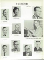 1961 Rincon High School Yearbook Page 24 & 25