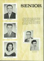 1961 Rincon High School Yearbook Page 34 & 35