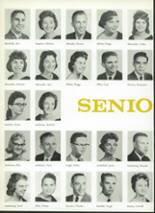 1961 Rincon High School Yearbook Page 36 & 37